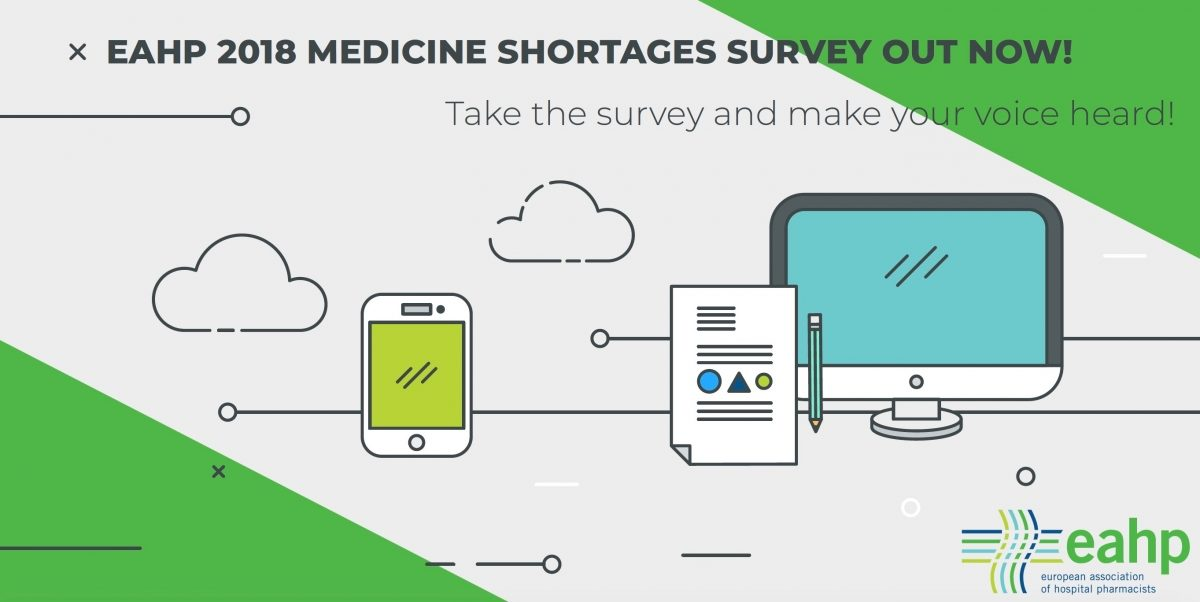 Results of EAHP's 2018 Survey on Medicines Shortages